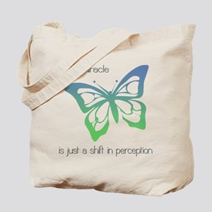 Miracle - Butterfly - Tote Bag