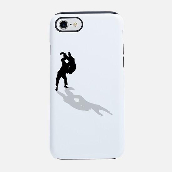 Judo Throw iPhone 8/7 Tough Case