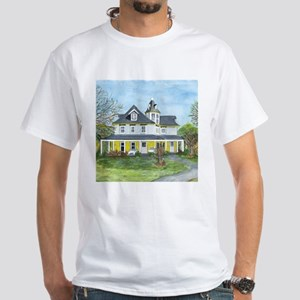 The Homestead White T-Shirt