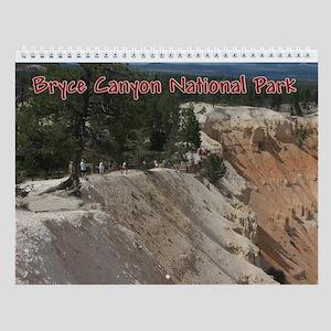 Helaine's Bryce Canyon Wall Calendar