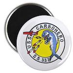 Carbonero Missile Era Magnet