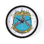 Carbonero Wall Clock