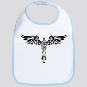 Tribal Angel Bib