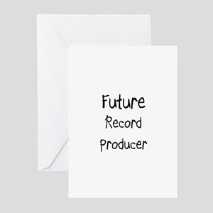 Future Record Producer Greeting Cards (Pk of 10)