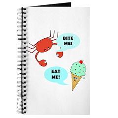 EAT ME BITE ME Journal