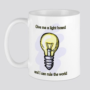 Give me a Light Board... Mug