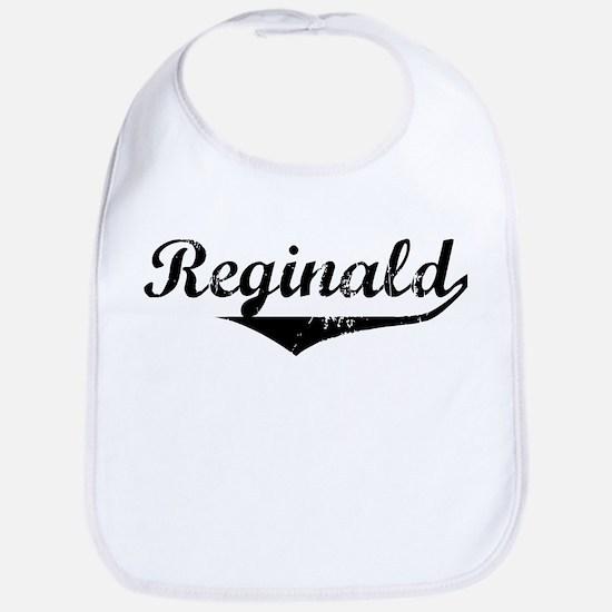 Reginald Vintage (Black) Bib