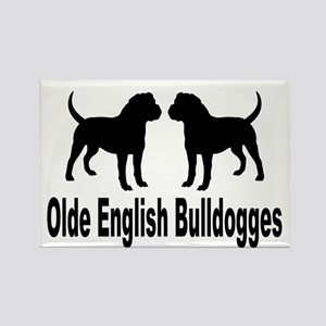 Olde English Bulldogges Magnets