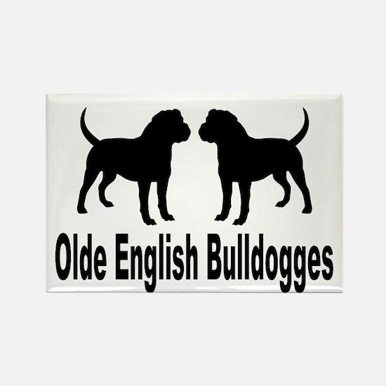 Olde English Bulldogges Magnets