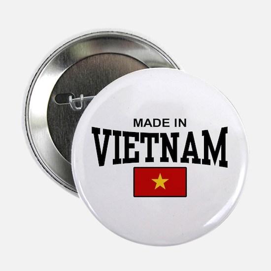 """Made in Vietnam 2.25"""" Button"""