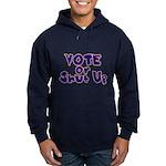 Vote Hoodie (dark)