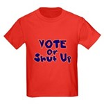 Vote Kids Dark T-Shirt