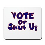 Vote Mousepad