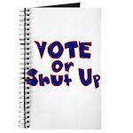 Vote Journal