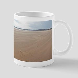 seagull on beach Mugs