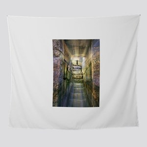 Easter Jesus Resurrection Empty Tomb Wall Tapestry