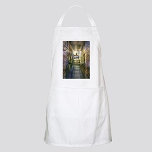 Easter Jesus Resurrection Empty Tomb Light Apron
