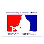 Kevin-John Postcards (Package of 8)