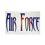 Air Force Rectangle Magnet (10 pack)
