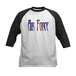 Air Force Kids Baseball Jersey