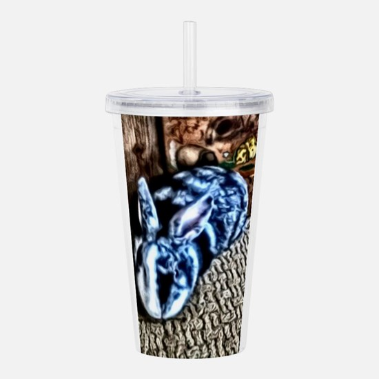 magpie Acrylic Double-wall Tumbler