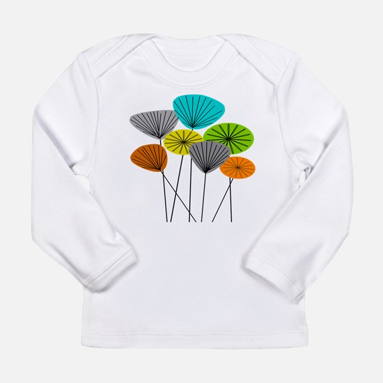 Mid-Century Modern Long Sleeve T-Shirt