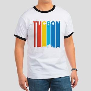 Retro Tucson Arizona Skyline T-Shirt