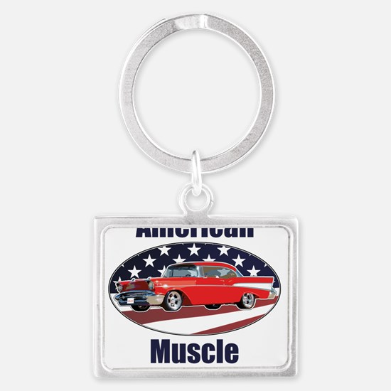 American Muscle Keychains