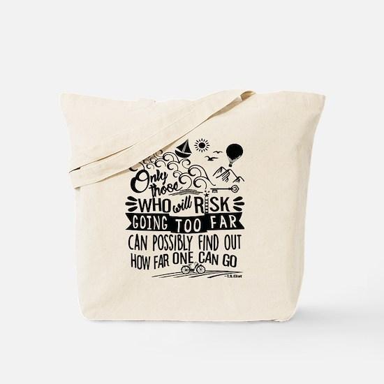 Cute Bravery Tote Bag