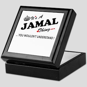 JAMAL thing, you wouldn't understand Keepsake Box