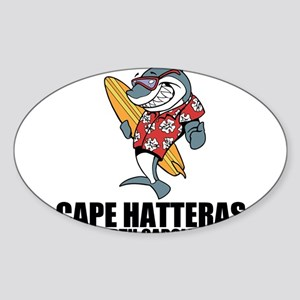 Cape Hatteras, North Carolina Sticker