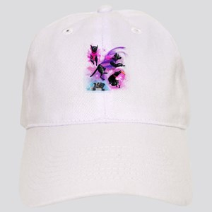 Lilly collage Cap