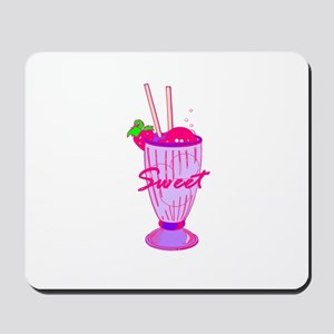 Ice Cream Soda  Mousepad