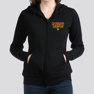 Ultimate Weapon Women's Zip Hoodie