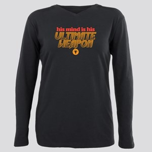 Ultimate Weapon Plus Size Long Sleeve Tee