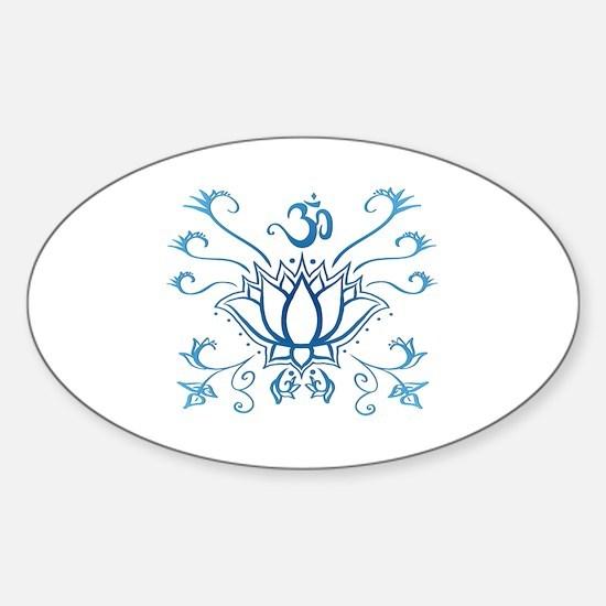 Unique Drax Sticker (Oval)