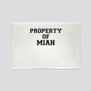 Property of MIAH Magnets