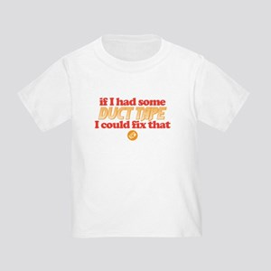 Duct Tape Toddler T-Shirt