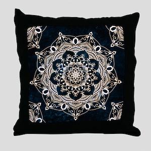Glowing Spirit Throw Pillow