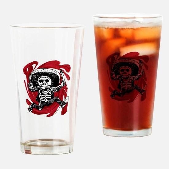 BANDITO Drinking Glass