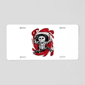 BANDITO Aluminum License Plate