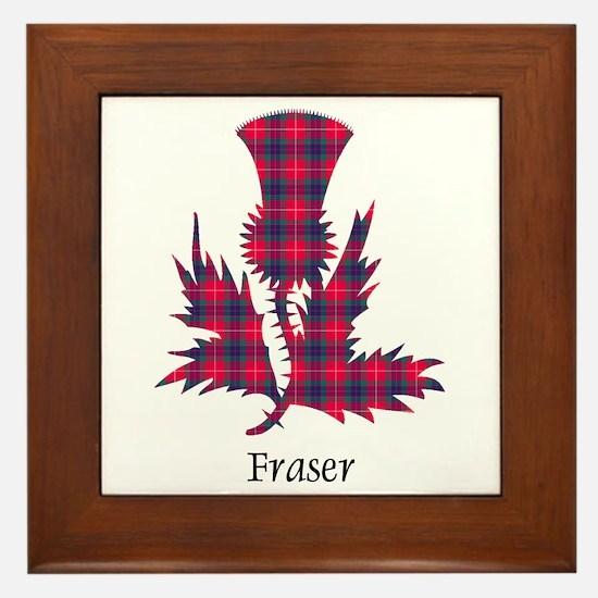Thistle - Fraser Framed Tile