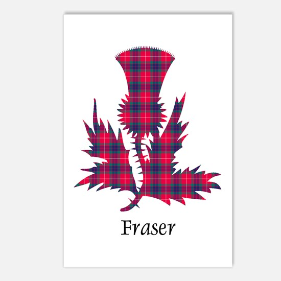 Thistle - Fraser Postcards (Package of 8)