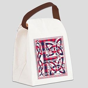 Monogram - Fraser Canvas Lunch Bag