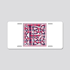 Monogram - Fraser Aluminum License Plate