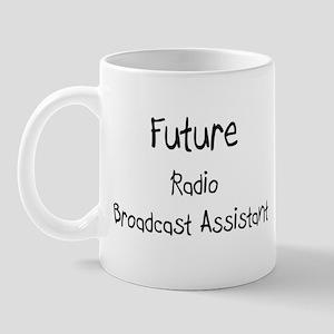 Future Radio Broadcast Assistant Mug