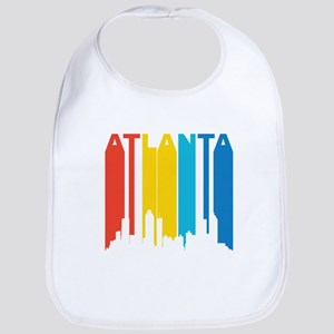 Retro Atlanta Skyline Bib