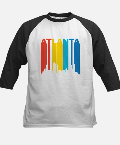 Retro Atlanta Skyline Baseball Jersey