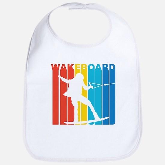 Retro Wakeboard Bib