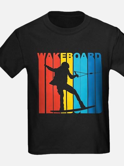 Retro Wakeboard T-Shirt